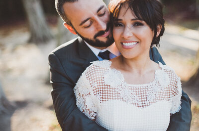 Fernanda & Marcelo: casamento boho chic deslumbrante ao ar livre!