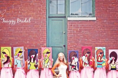 The Most Unique Bridesmaids Gifts EVER