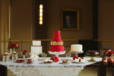 Зимняя свадьба – волшебная церемония в рождественских цветах