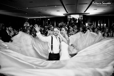 Denisse y Daniel: Una boda judía ¡como ninguna!