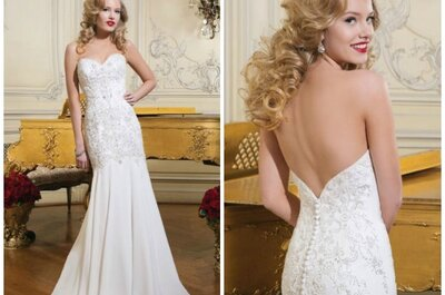 Trunks shows 2015 - Justin Alexander, Justin Alexander Signature, Sincerity Bridal, Lillian West & Sweetheart Gowns