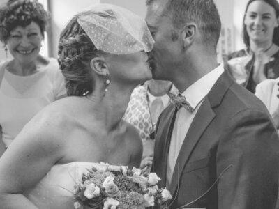 Marion + Ulrich : un mariage fleuri dans le nord de la France