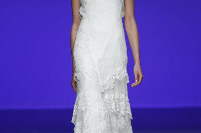 Unsere Favoriten der Brautkleider-Kollektion von Cymbeline 2016: Die perfekte Mischung aus Moderne und Klassik!