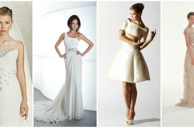 8 atelier da sposa a Roma: a ciascuna il suo abito in base alla sua musa. Qual è la tua?
