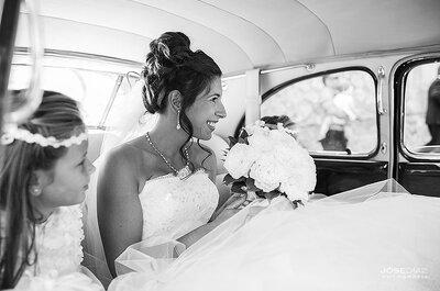 El recuerdo más especial de tu boda: un álbum lleno de emociones con José Díaz Fotografía