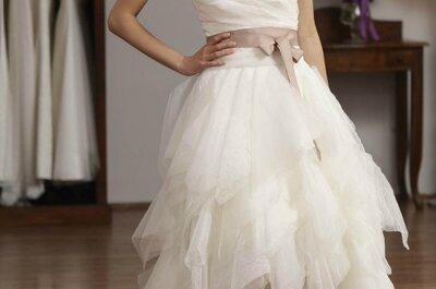 Gino & Julia trouwjurken: betaalbare exclusiviteit