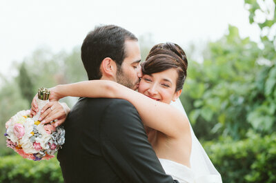 De aeropuerto en aeropuerto: la boda de Tere y Jordi