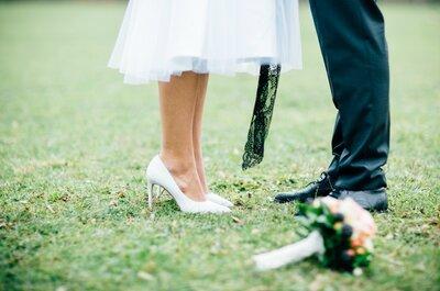Haben Sie einen Plan B für die Hochzeit? So heiraten Sie entspannter!