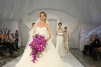 Крупнейшее свадебное событие России в Гостином дворе!