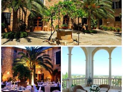 Las 12 mejores fincas para bodas en Mallorca