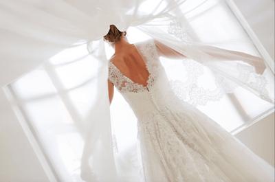 Esto es TODO lo que debes saber sobre el velo de novia