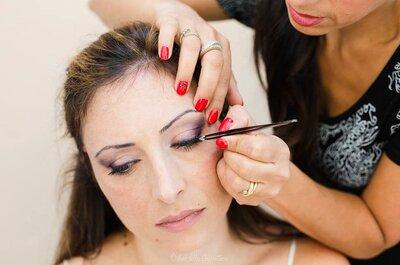 Sono 11 gli step necessari per ottenere un make up perfetto per il tuo matrimonio