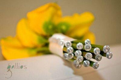 7 dicas para seu buquê: o acessório mais especial da noiva
