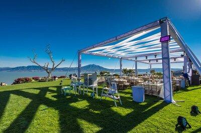 Los 12 mejores jardines para bodas en Jalisco: Naturaleza y belleza conjugadas para tu gran día