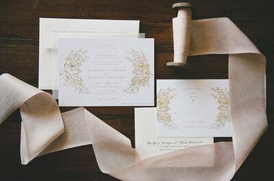 Lush Love: McKenzi + Blake's Wedding in California