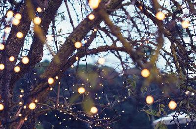 Bodas de noche: 6 ideas mágicas para iluminarlas