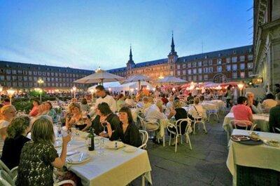 Trouwjurk uit het buitenland: shoppen in Madrid!