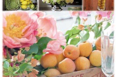 5 fruits etlégumes par mariage