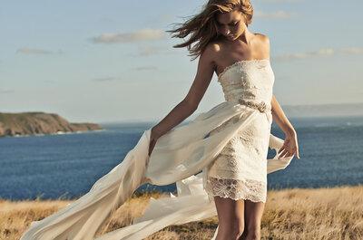 Vestidos para noivas alternativas Grace Loves Lace! Você vai se apaixonar!
