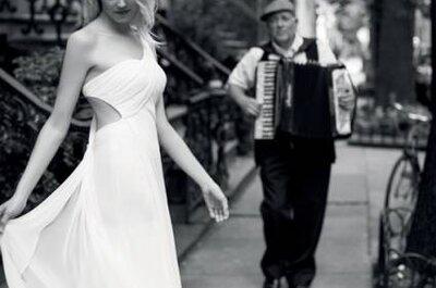 Vestidos de noiva Valentini Spose coleção 2013: elegantes, modernos e sexy