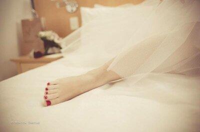 Dicas e cuidados para corpo antes do casamento