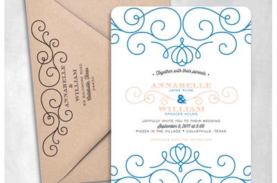 Invitaciones de boda 2014 con diseños modernos