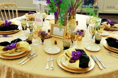 Un concurso de mesas decoradas