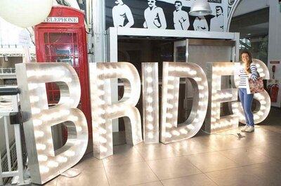Brides The Show London 2015