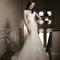 Suknia ślubna Justin Alexander 2014