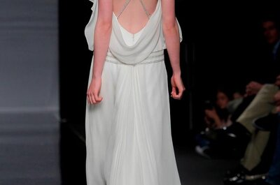 Vestidos de novia 2014 de Rosa Clará