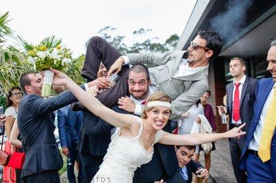 8 conselhos para fazer os convidados de casamento felizes