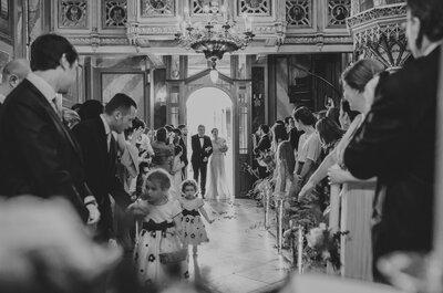 Madalina & Michele's dreamy international destination wedding in Romania.