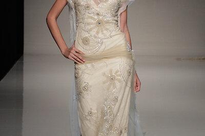 Os mais belos vestidos de noiva da White Gallery 2012