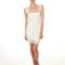 Vestido de novia 2013 corto y con detalles de encaje
