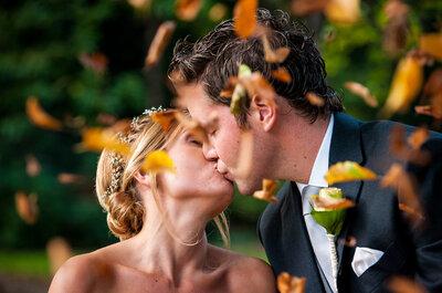 De beste trouwfotografen van 2016 uit Noord-Holland!