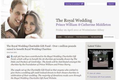 A look at wedding etiquette through celebrity wedding registries