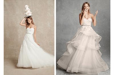 Moda, encanto y un mundo fantástico en tu vestido de novia: Esto y más en la colección 2015