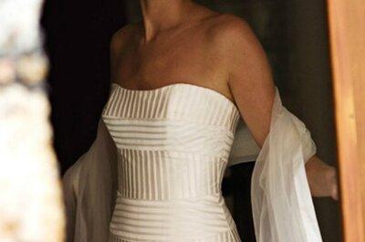 Top 6 des robes de mariée bustier de l'année 2013