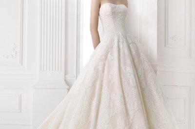 Suknie ślubne Pronovias 2015