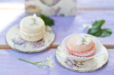 Los macarrones: un dulce toque francés para tu boda