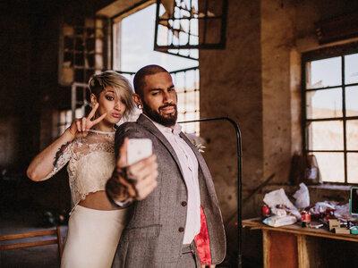 Social media op je bruiloft, een zegen of een vloek?