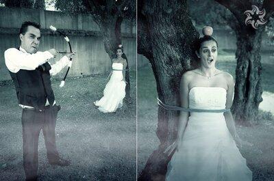 20 pesadelos que todas as noivas têm antes do casamento