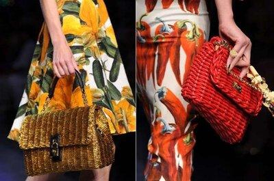 Borse in paglia per la tua luna di miele: comodità e glamour