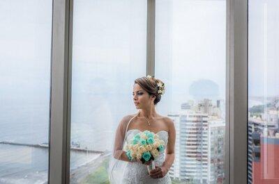Cómo elegir las joyas según el tipo de vestido de novia