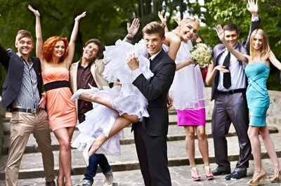 Ideen für eine Showeinlage auf der Hochzeitsfeier!