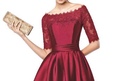 Die 50 hinreißendsten Brautkleider und -Anzüge für Ihre standesamtliche Hochzeit!