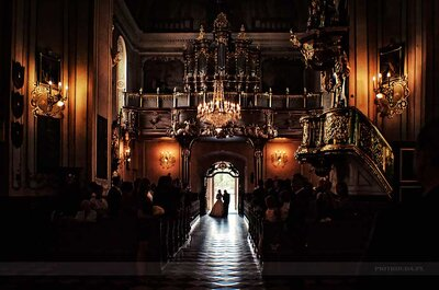 Zwycięzca konkursu na najlepsze zdjęcie ślubne 2012 - Piotr Duda