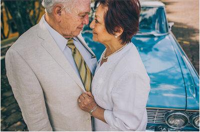 50 años de amor: Una sesión de aniversario que te sacará más de una lágrima... ¡Emoción al por mayor!