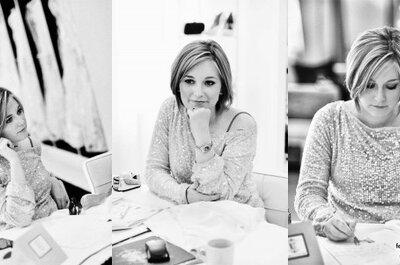 Te presentamos a la maquillista y estilista Katie Larcombe
