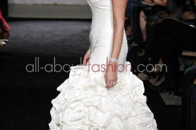 Sélection de robes de mariée Simone Carvalli 2012